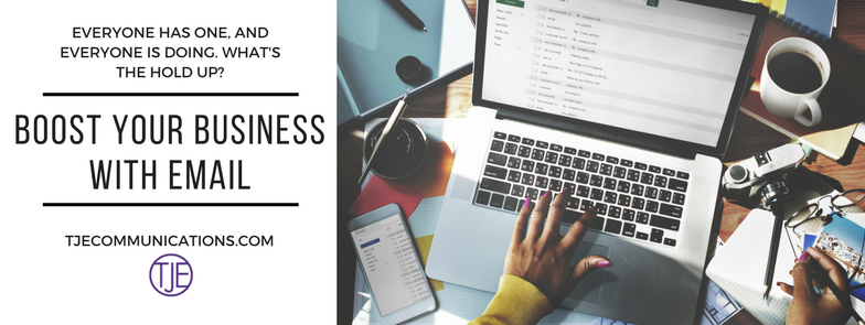 Boost your business with email