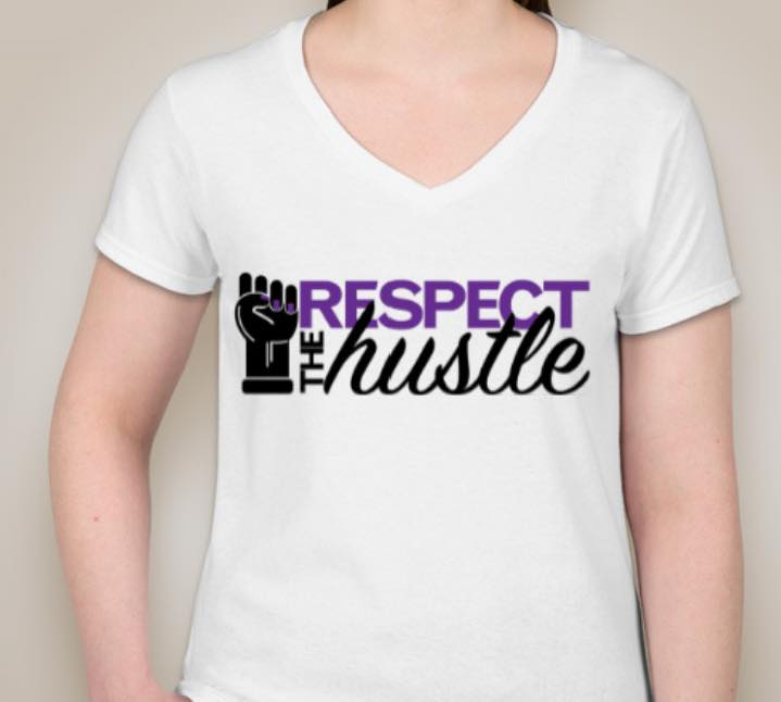 Respect the Hustle Tee